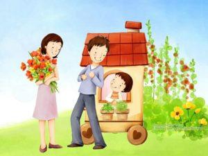 Bai hoc cuoc song Hãy yêu thương cha mẹ thật nhiều khi bạn còn có thể